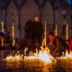 Faust performance Dan Lowenstein