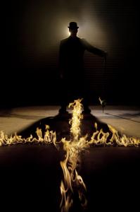 Faust Fire Cross