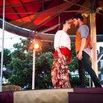 Ben and Katie dancers Carousel