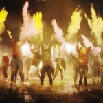 Rush Volunteer Dancers