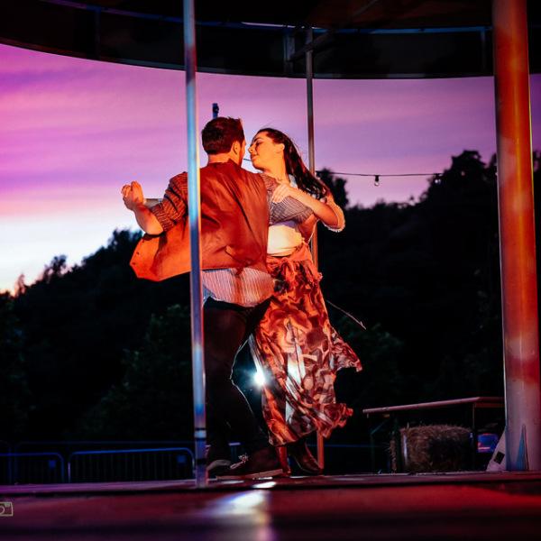 Carousel Performance Moment
